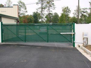 Commercial Automatic Gates