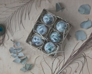 HYGGE marbled eggs