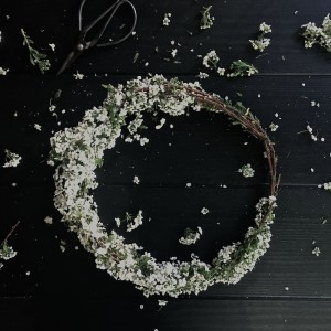 DIY Floral Crown