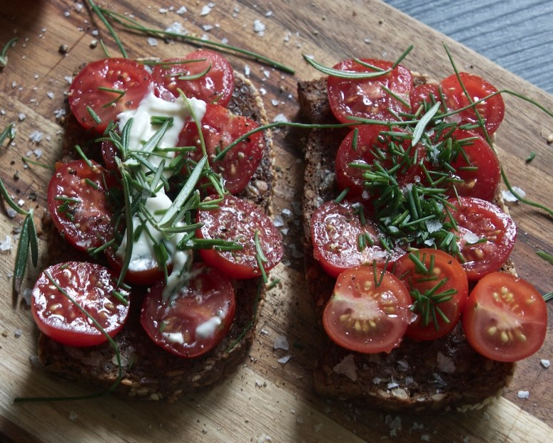 Tomatmad – simply Danish food