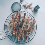 Pizza sticks a'la sweet paul