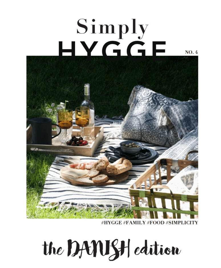 Simply Hygge Magazine – The Danish edition.