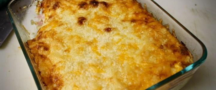 12-11: Italian Macaroni and Cheese