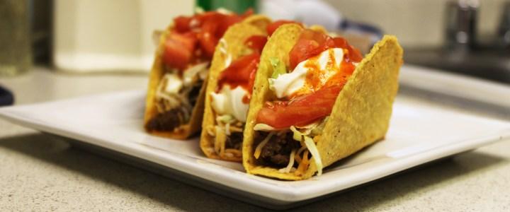 9-6: Filled Tacos