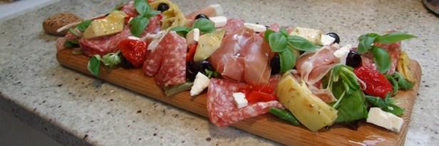 Anti pasti platter