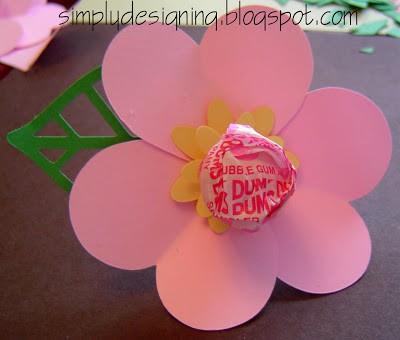 10 Days of Valentine – Day 9:  Flower Blossom Valentine