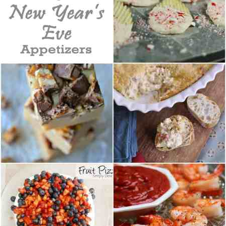 12 Simple Appetizers for New Year's Eve