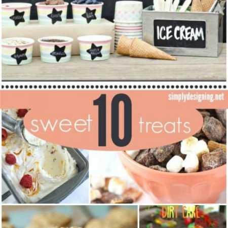 10 Sweet Treats