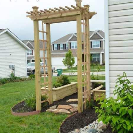 Our Secret Garden {#garden #plant #website #HGTVGardens #spon}