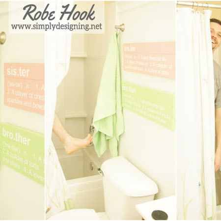 How to Install New Bathroom Fixtures: Final Update on the Kid's Bathroom