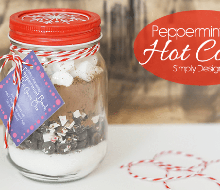 Peppermint Bark Hot Cocoa