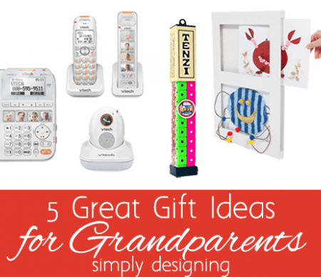 Best Gift Ideas for Grandparents