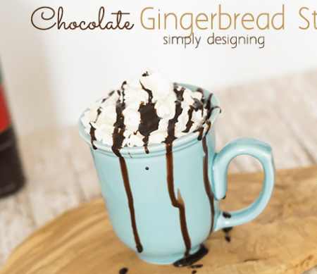 Chocolate Gingerbread Steamer