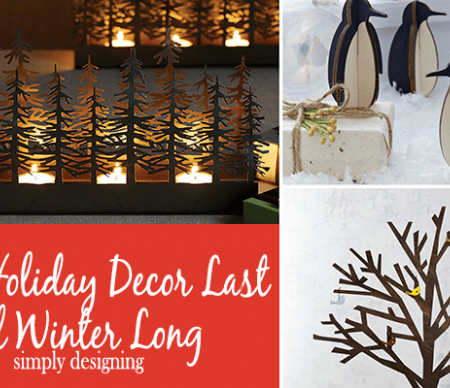How to Make Holiday Decor Last All Winter Long
