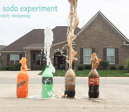 Mentos and Soda Experiment
