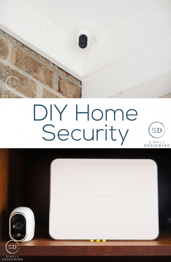 DIY Home Security System with no monthly fee