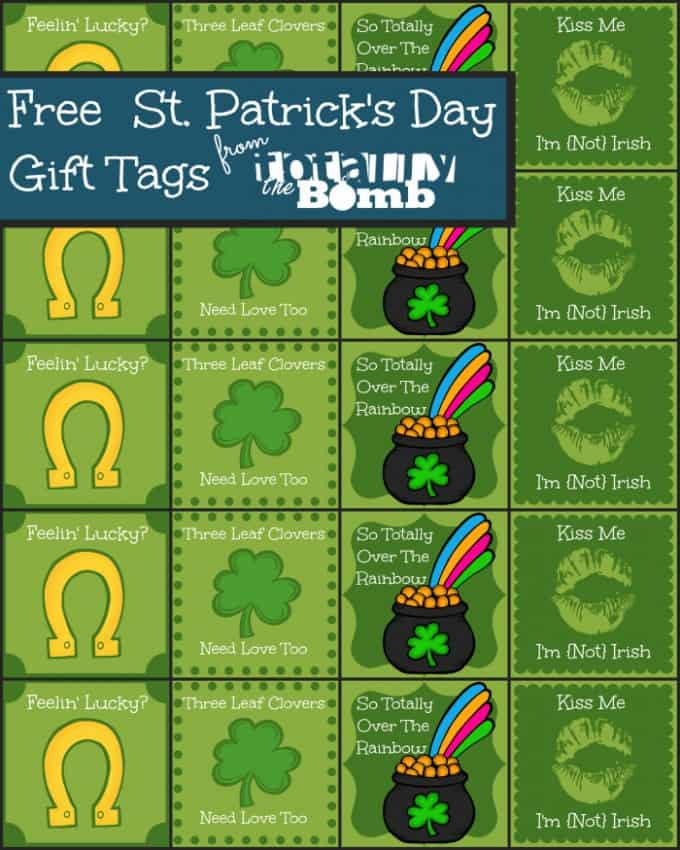 Free-St-Patricks-Day-Gift-Tags-From-Totally-The-Bomb