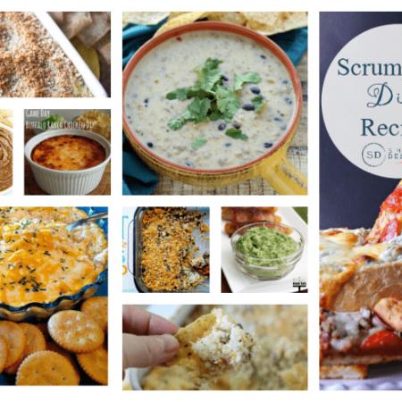 Scrumptious Dip Recipes
