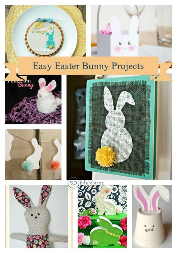 Easter Bunny Round Up Pinnable