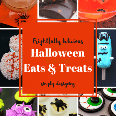 Frightfully fun and delicious Halloween Eats and Treats | Simply Designing
