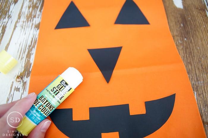 How to make Cute Halloween Bags