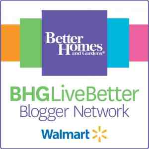 BHG Better Homes and Gardens Blogger Badge