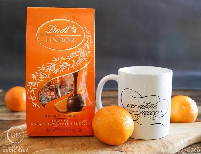 A Delicious Orange Hot Chocolate Recipe