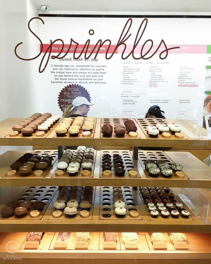 Sprinkles Bakery NYC