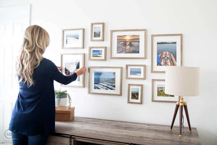 Hang a Gallery Wall