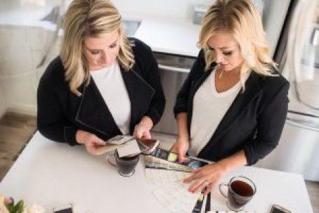 Heather Van Wieren and Terra Gateman, co-founders of SDD