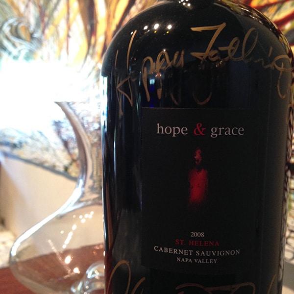 Signed Bottle
