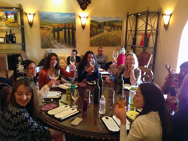 Luna Vineyards Dog Friendly Wineries Reserve Room Simply Driven