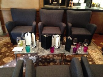 Luna Vineyards Dog Friendly Wineries Tasting Room Simply Driven