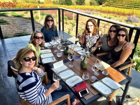 Macrosite Winery Tours Simply Driven Patio