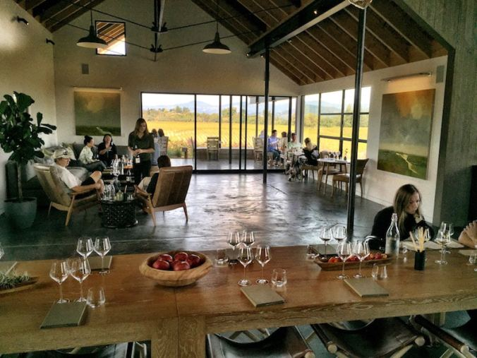 Macrosite Winery Tours Simply Driven Tasting Room