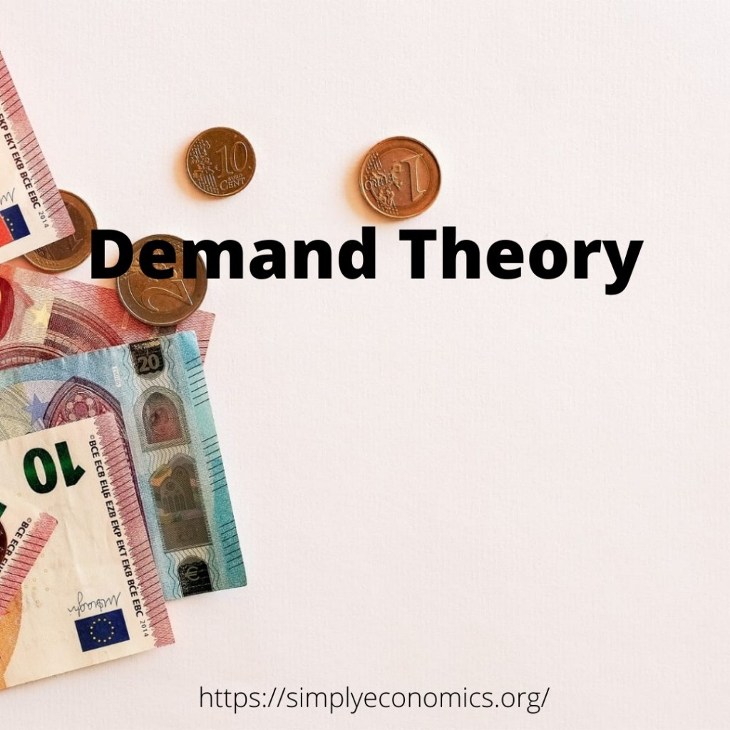 5. DEMAND THEORY