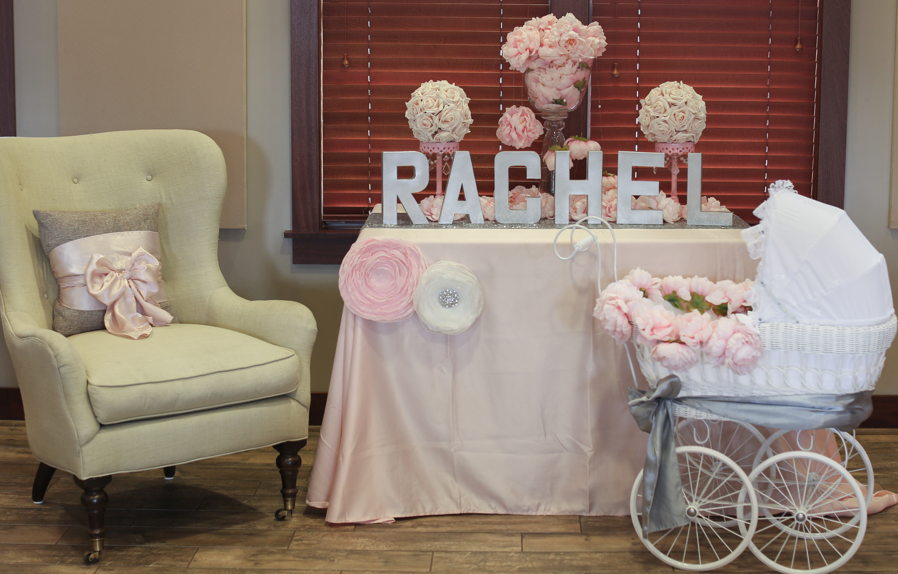 Baby Shower Decorations. Wedding Rentals Party Rentals