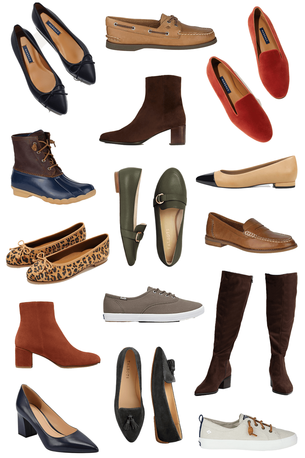 Wide Width Shoes to Wear This Fall