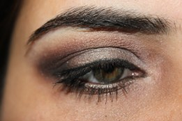 Brownish Taupe look using UD Smoked palette