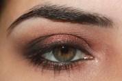 LORAC Pro palette : Festive Smokey Eye Look