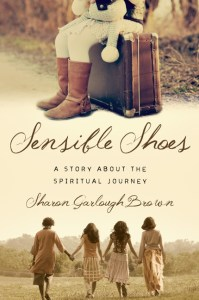 Sensible Shoes Sharon Garlough Brown