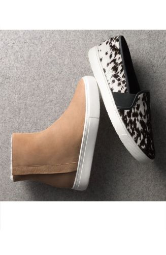 Comfy AND cute?! Could we ask for a better trend? These slip on shoes come in a variety of different styles to pair with any outfit you have in mind. http://shop.nordstrom.com/s/vince-blair-5-slip-on-sneaker-women/3620776?origin=category-personalizedsort&fashioncolor=WHITE