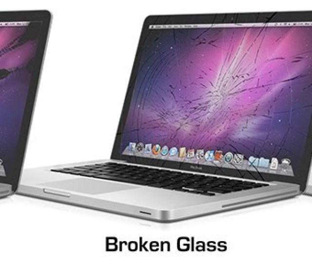 Broken Mac Screens
