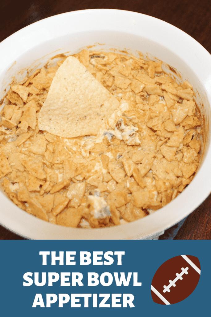 The Best Super Bowl Appetizer - Jalapeno Popper Dip!