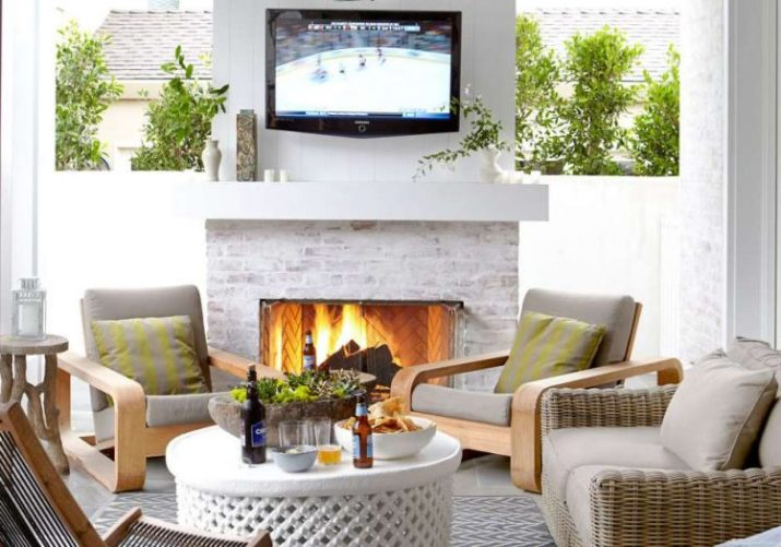 Fireplace Decor Ideas