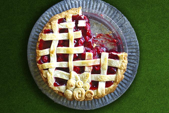 Cherry Pie GF&M