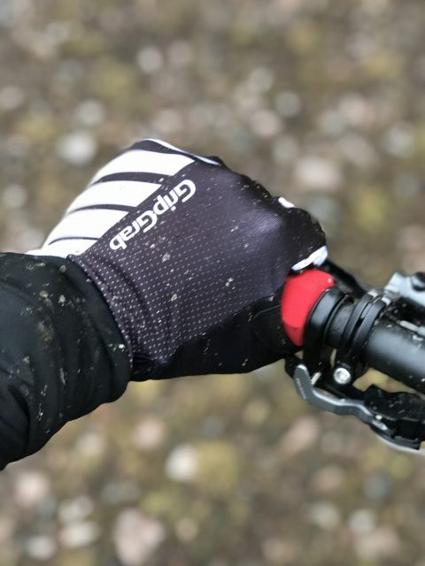 Raptor Gloves Grib Grab