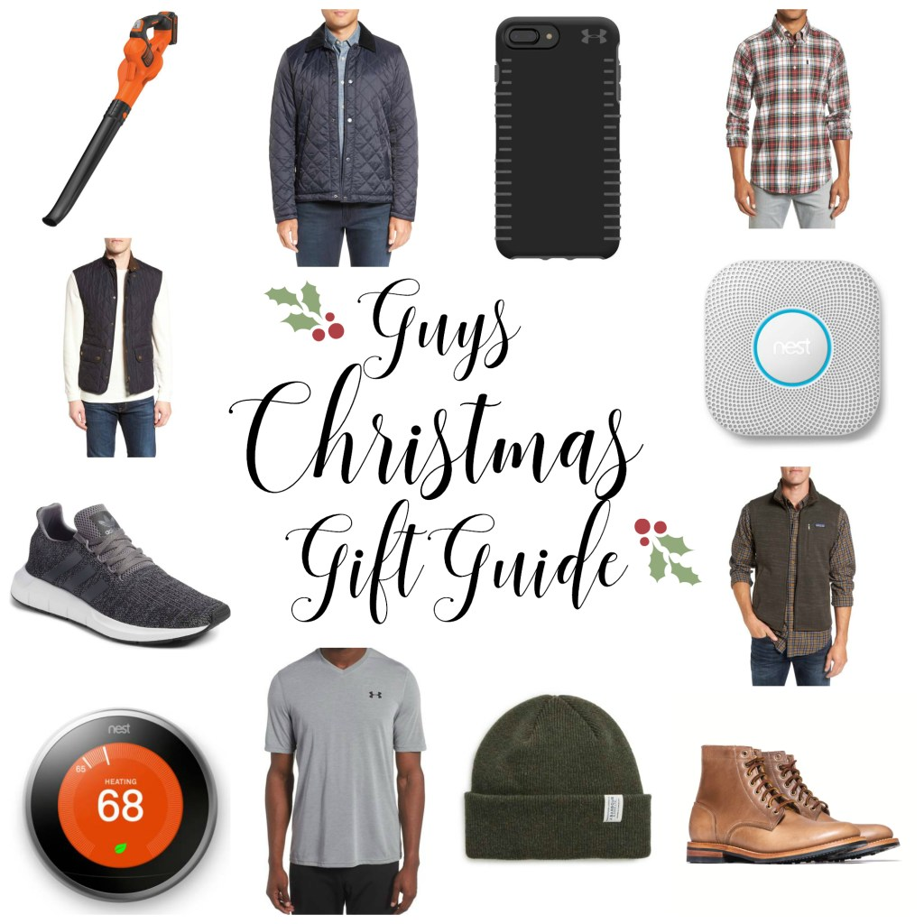 christmas is 20 days away so if you havent bought your guy his gift im here to help why is it that guys are so hard to buy for