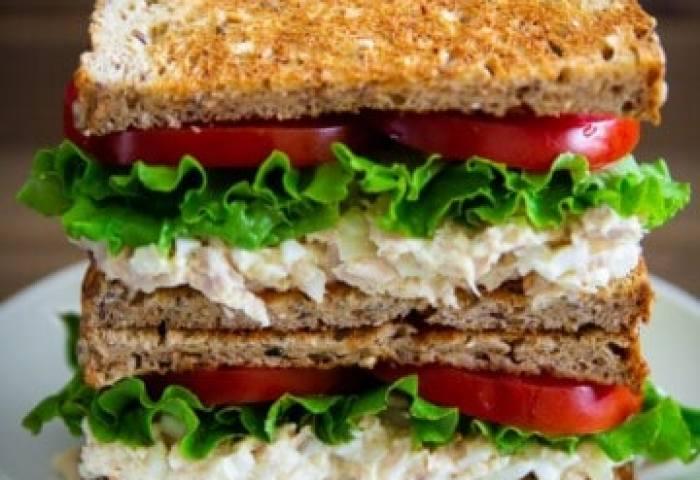 Tuna Salad Sandwich Simply Home Cooked