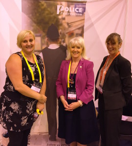 Kathryn Colas And The Police Federation